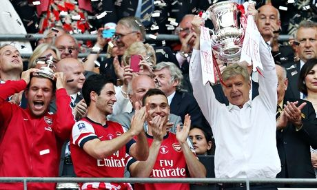 how many times have arsenal won the fa cup