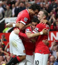 Manchester United 4-0 QPR